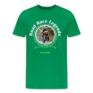 Road Race Legends 1970 - Men's Premium T-Shirt