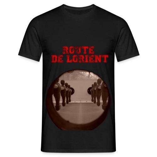 Tee Shirt Route de Lorient - T-shirt Homme