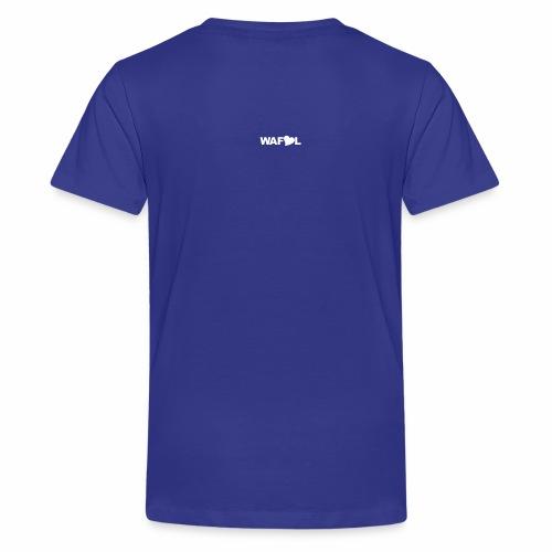 SHAM 75 - 1975 EUROPEAN CUP REFERENCE - Teenage Premium T-Shirt