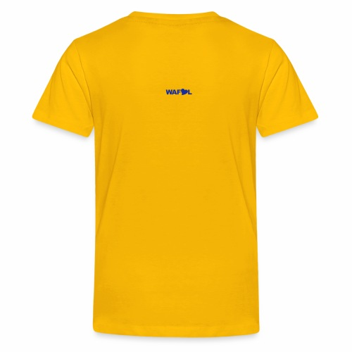 SGT. - LAST TRUE CHAMPIONSHIP - Teenage Premium T-Shirt