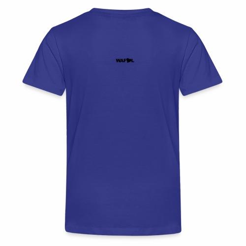 L.U.F.C SYMMETRICAL DESIGN - Teenage Premium T-Shirt