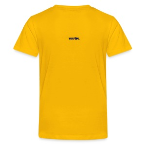 EIEIEIO - AWAY - Teenage Premium T-Shirt