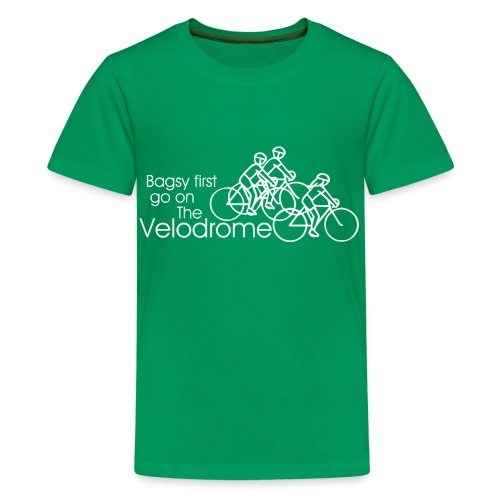 Velodrome - Teenage Premium T-Shirt