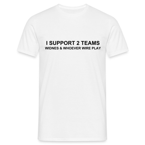 2 Teams - Men's T-Shirt