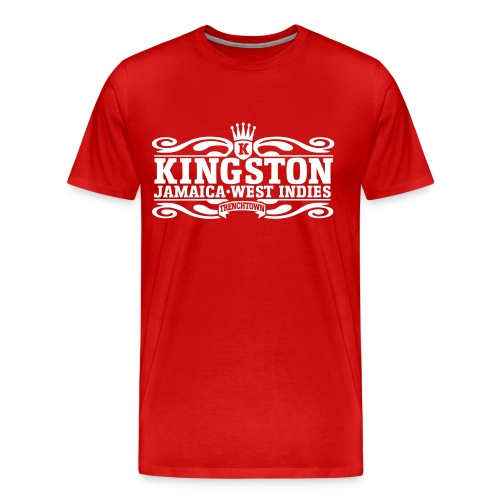 Kingston Jamaica - T-shirt Premium Homme