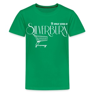 Silverburn - Teenage Premium T-Shirt