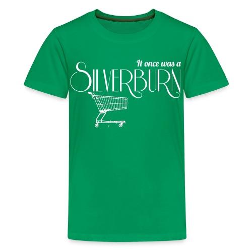 Silverburn - Teenage Premium T-Shirt