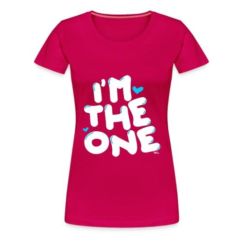 I'm the one - Maglietta Premium da donna
