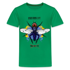 casiegraphics Linsenfliege - Teenager Premium T-Shirt