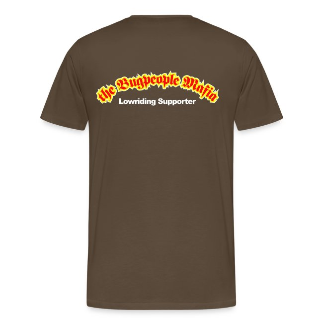 Lowriding supporet T-shirt