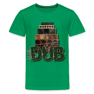 Shirts ~ Teenage Premium T-Shirt ~ Dub