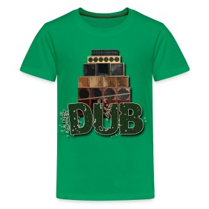 Dub - Teenage Premium T-Shirt