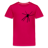 Shirts ~ Teenager Premium T-shirt ~ Spin