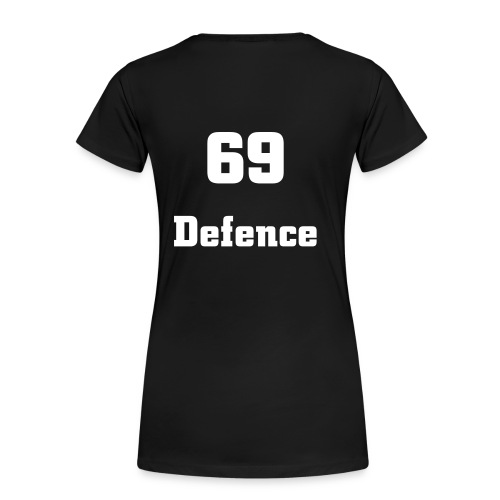 69 Defense Girli Shirt - Frauen Premium T-Shirt