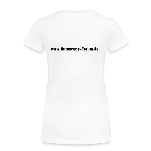 T-Shirt - Frauen Premium T-Shirt