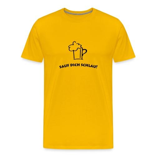 IQ-Drink-Shirt - Männer Premium T-Shirt