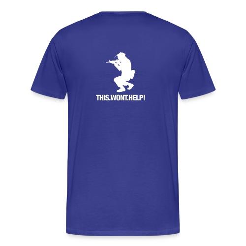 Velbert Finest TShirt - Männer Premium T-Shirt