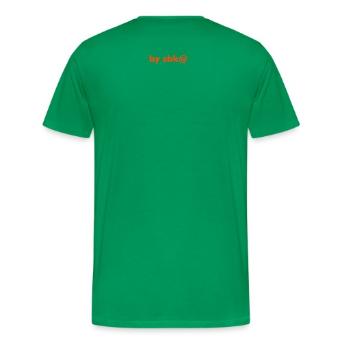 Mitady Sipa_Green by Sbk@ - T-shirt Premium Homme