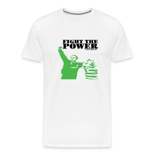 Fight The Power - XXXL - Men's Premium T-Shirt