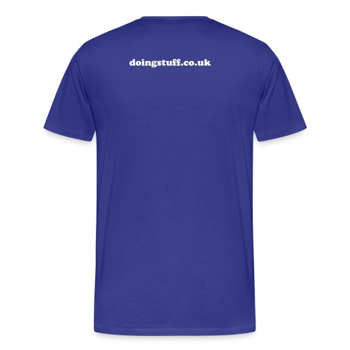 Doingstuff... - Men's Premium T-Shirt