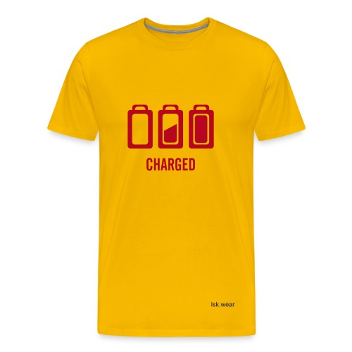 Charged - Men's Premium T-Shirt