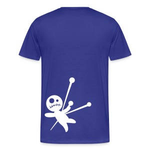Blue Voodoo - Men's Premium T-Shirt