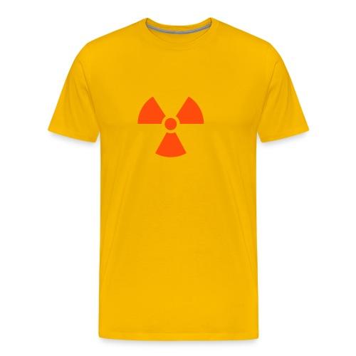 Yellow T - Men's Premium T-Shirt