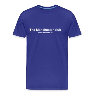The Manchester club - Men's Premium T-Shirt