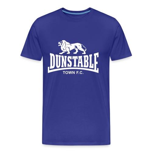 Dunstable Chiltern Lion T-Shirt - Men's Premium T-Shirt