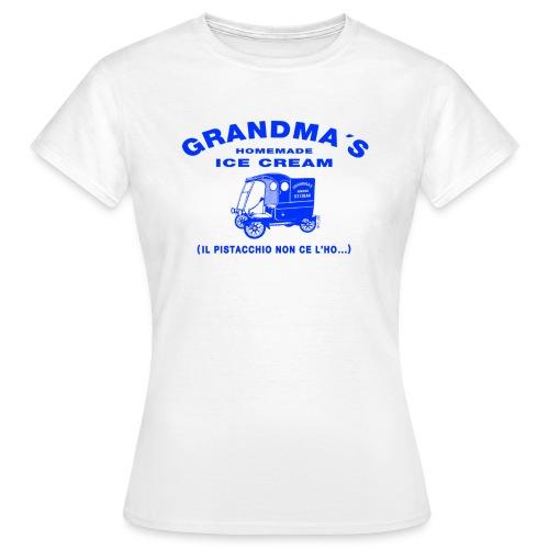 Pistacchio - Maglietta da donna