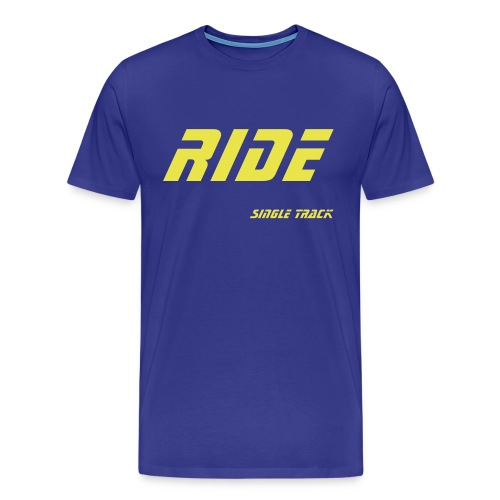 RIDE - T-shirt Premium Homme