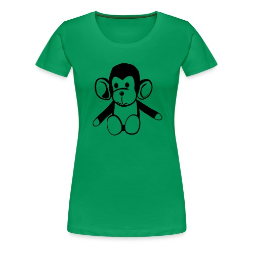 JungleGirl Shirt - Premium T-skjorte for kvinner