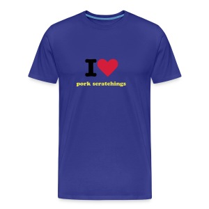 love scratchings - Men's Premium T-Shirt