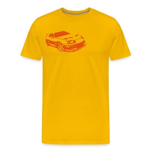 Toyota Supra MKIV (Modified) - Men's Premium T-Shirt