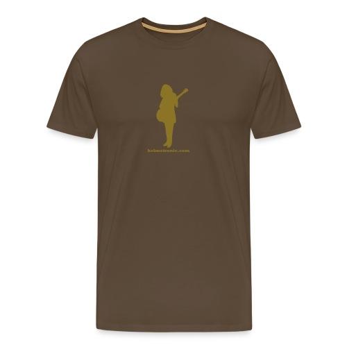 Plugg - Men's Premium T-Shirt