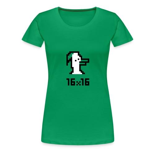 16x16 ouazo 3 - T-shirt Premium Femme