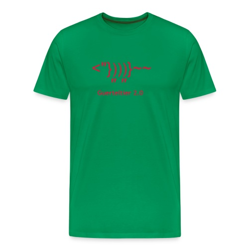 Guerteltier 2.0 - Männer Premium T-Shirt