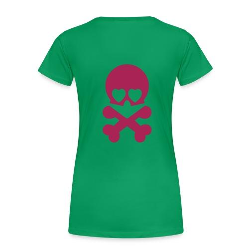 lovely PIRA - Frauen Premium T-Shirt