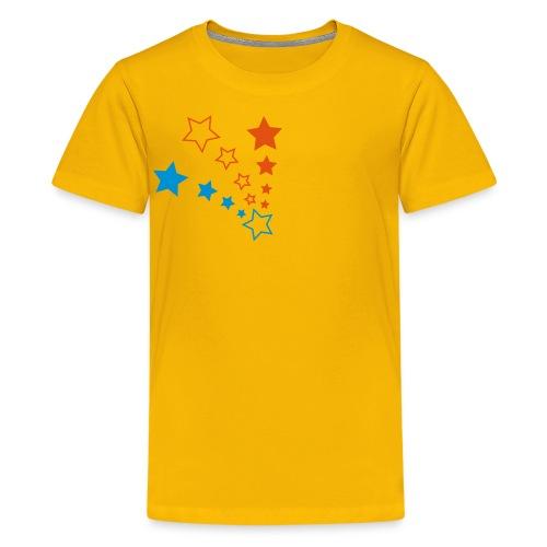 Dancing-Star - Teenager Premium T-Shirt