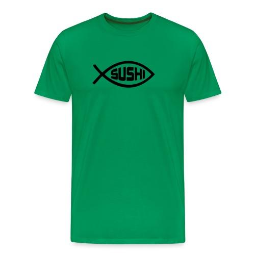 Sushi - Maglietta Premium da uomo