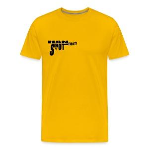 Han shot first! - Men's Premium T-Shirt
