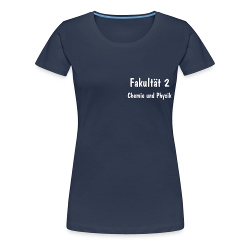 TC Shirt - Frauen Premium T-Shirt