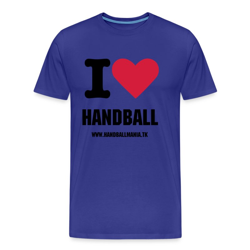 i love handball - Men's Premium T-Shirt