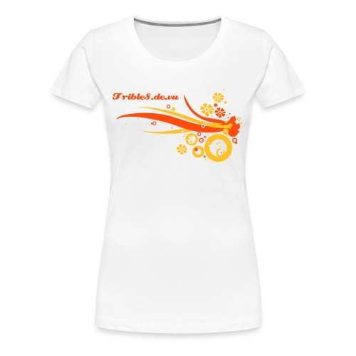Design - for Woman - Frauen Premium T-Shirt