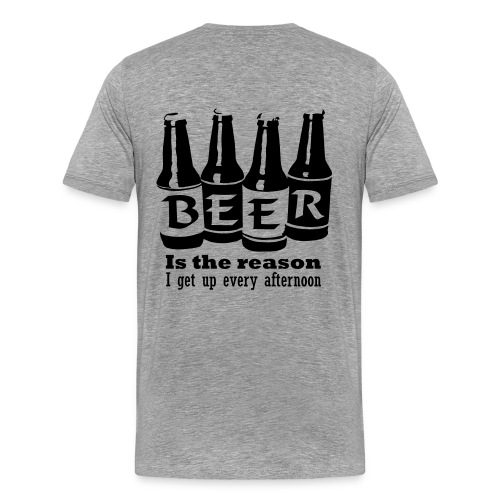 tshirt beer - T-shirt Premium Homme