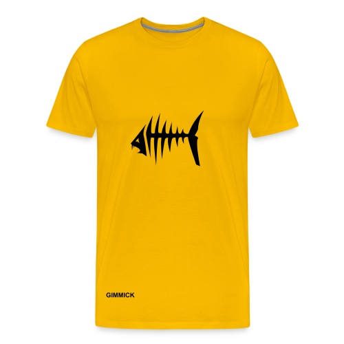 tshirt fish (and chips) - T-shirt Premium Homme