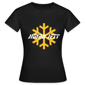 Jimbo Jett Ladies T-Shirt (brown) - Women's T-Shirt