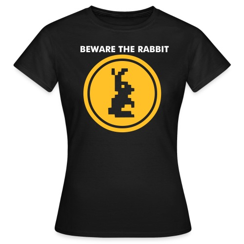 Brown Rabbit - Women's T-Shirt
