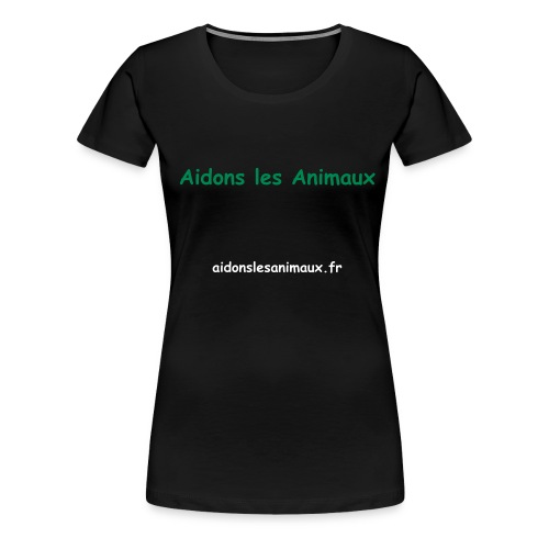 Association F - T-shirt Premium Femme