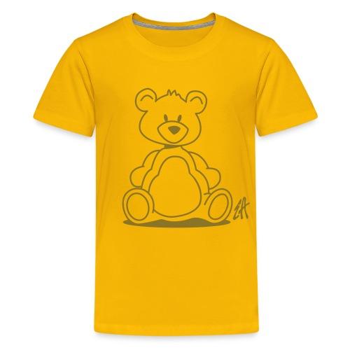 Teddy - Teenage Premium T-Shirt